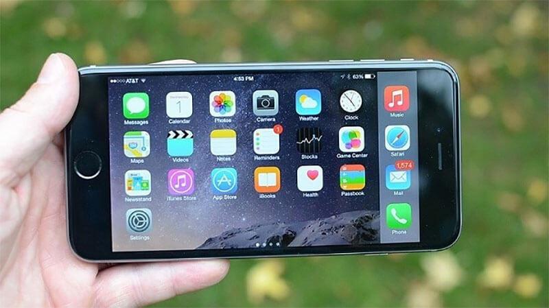 Hướng dẫn quay màn hình iPhone