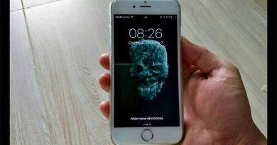 Hướng dẫn cài hình nền cho iPhone