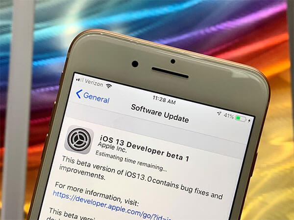 Cập nhật iOS cho iPhone không khó