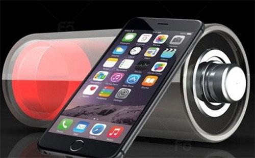 Pin iPhone bị chai