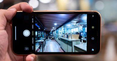 Chụp ảnh HDR trên iPhone 7