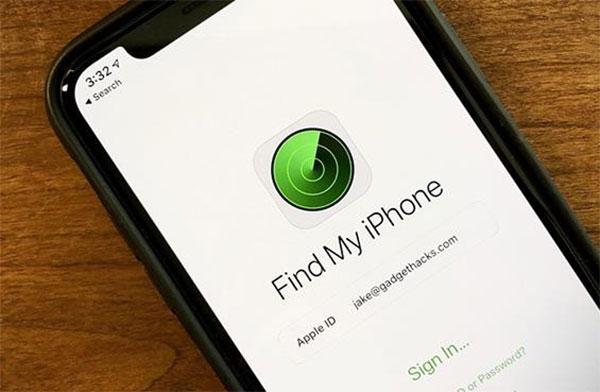 Ứng dụng chống trộm cho iPhone
