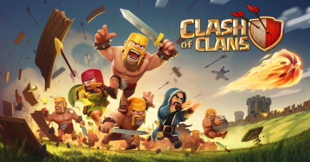 Game chiến thuật Clash of Clans