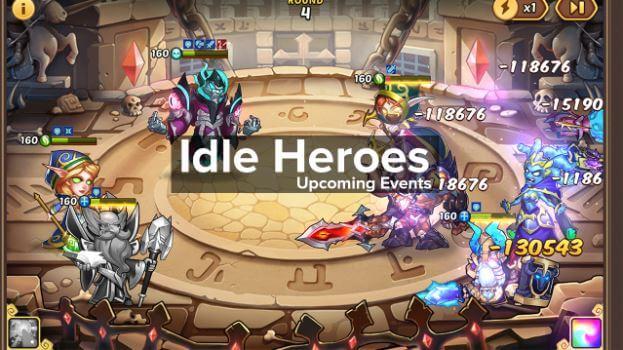 Game chiến thuật Idle Heroes đáng để thử