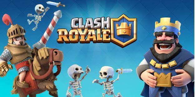 Clash Royale sở hữu đồ họa đẹp mắt