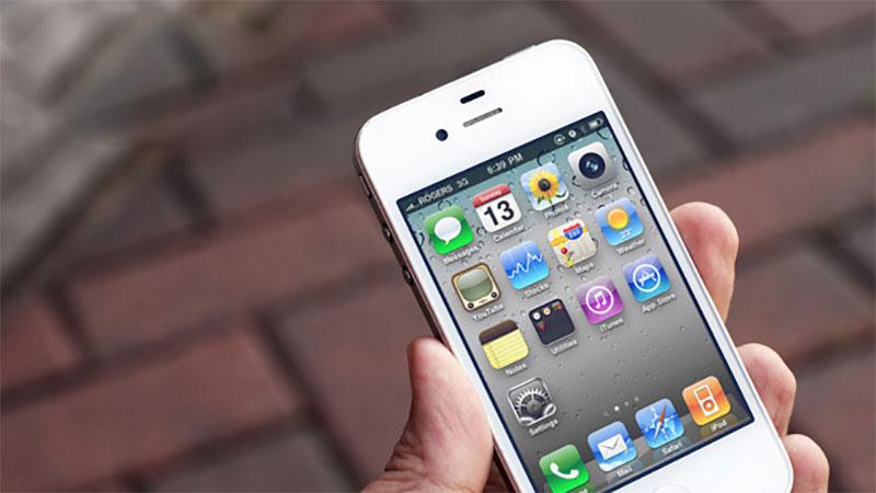 Sửa lỗi iPhone 4 mất rung