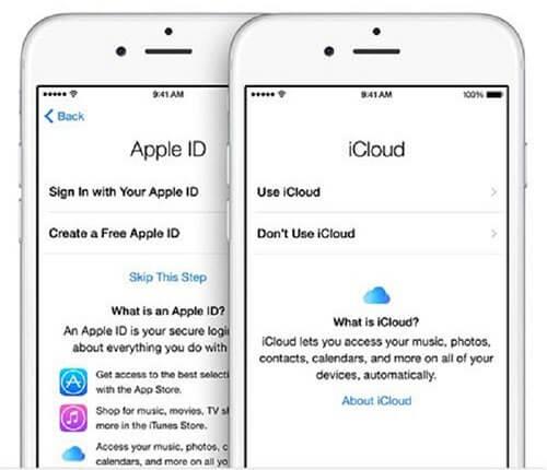 Cách kiểm tra iPhone có bị dính iCloud không?
