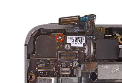 Sửa cảm biến iphone 4,4s