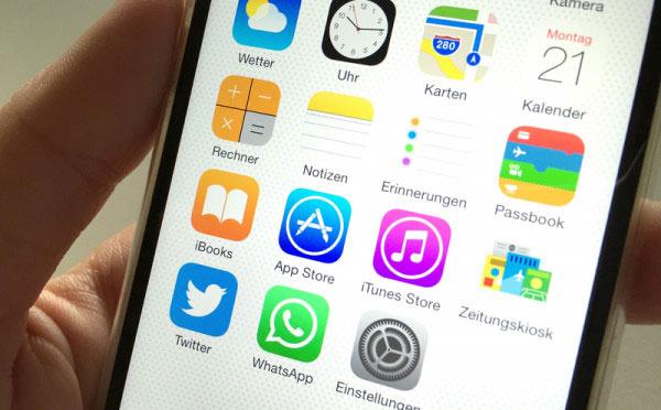 iTunes là ứng dụng hỗ trợ đắc lực cho iPhone