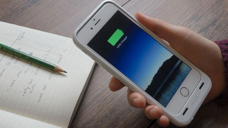 Kiểm tra mức độ chai pin của iPhone