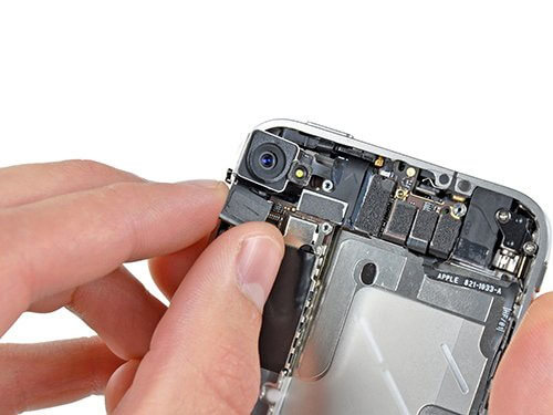 Khắc phục tình trạng đèn flash của iPhone 5s bị hư hỏng