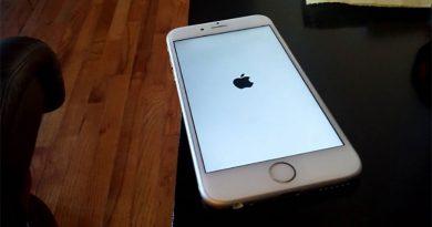 Lỗi iPhone tự động Restart
