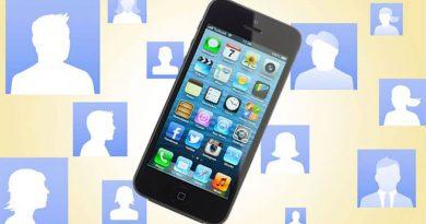 Cách lưu số điện thoại trên iPhone