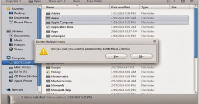 Sửa lỗi 11 khi Restore iPhone