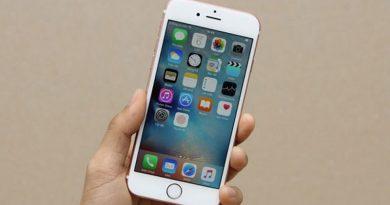 Viết tin nhắn có dấu trên iPhone