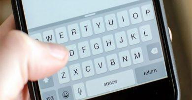 Hướng dẫn cách viết chữ có dấu trên iPhone 7, 7Plus