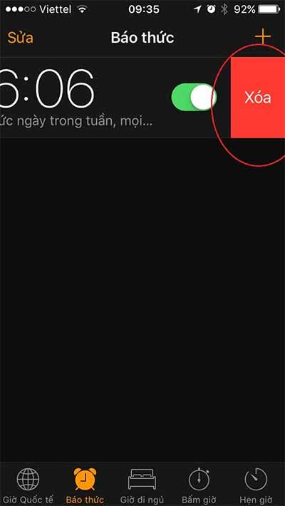 Hướng dẫn cách cài đặt nhac chuông báo thức cho iPhone (6)