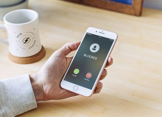 Phần mềm chặn cuộc gọi trên iPhone