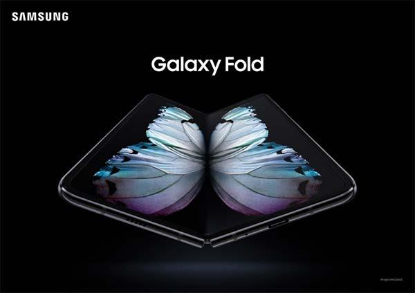 Galaxy Fold đem những trải nghiệm độc đáo, mới mẻ với thiết kế 2 màn hình