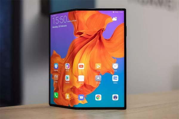 Chiếc Huawei Mate X là lời thách thức trực tiếp với Galaxy Fold