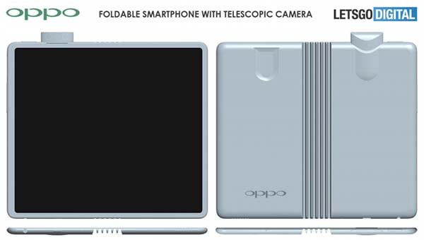 Ý tưởng smartphone màn hình tới từ Oppo