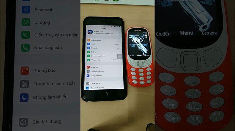 Hướng dẫn đồng bộ danh bạ từ Nokia sang iPhone
