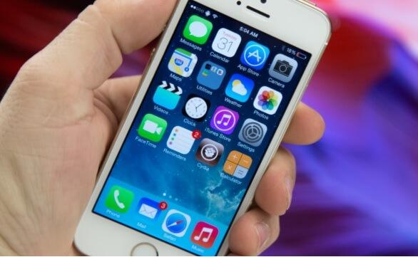 Sửa iPhone 5 hỏng cảm ứng ở đâu tốt nhất