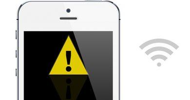 Làm gì nếu iPhone mất wifi khi tắt màn hình?