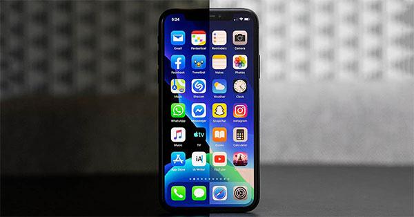 Hãng Apple chú trọng nhiều đến chất lượng màn hình