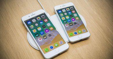 Kích thước màn hình iPhone 8, 8 Plus