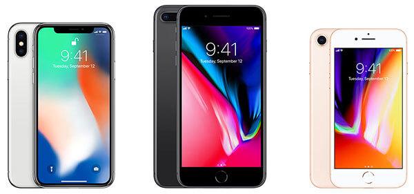 Kích thước màn hình iPhone X
