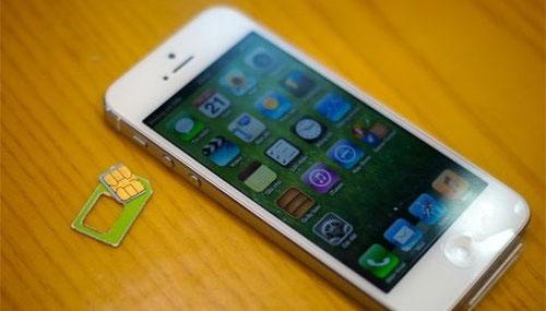 iPhone không gọi được có thể lỗi do sim