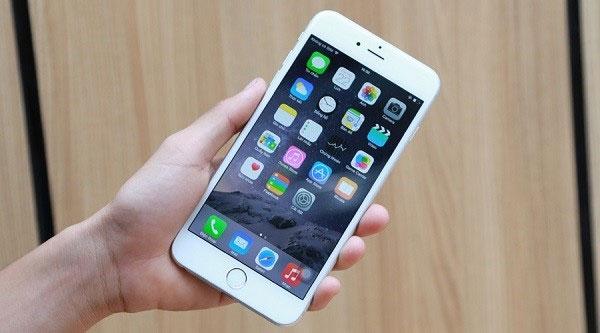 iPhone 6 bị chớp do nhiều nguyên nhân khác nhau (1)
