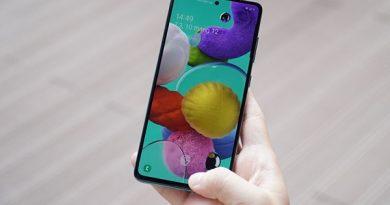 So sánh Galaxy A51 và OPPO F11 Pro