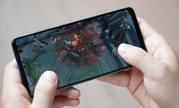Khả năng chiến game của Galaxy A51 cực ổn