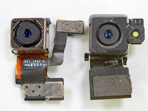 Thay camera mới cho iPhone 5 nếu lỗi phần cứng