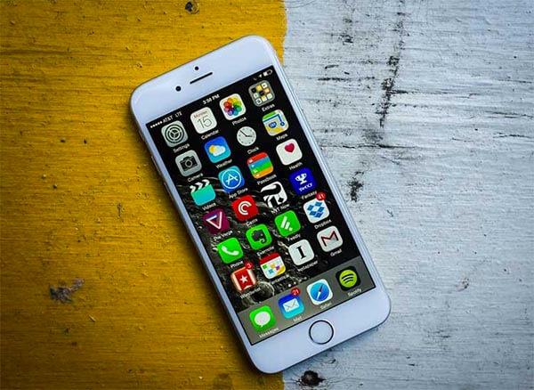 iPhone 6 bị loạn cảm ứng và cách khắc phục hiệu quả