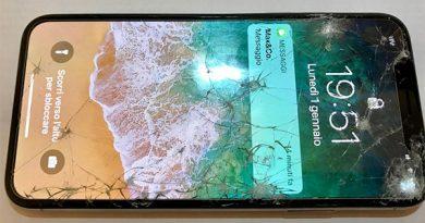 Nếu màn hình iPhone vỡ thì hỏng cảm ứng rất cao