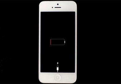 Khắc phục lỗi màn hình iPhone 5 không lên