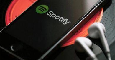 Spotify với kho nhạc đa dạng và giao diện đẹp mắt