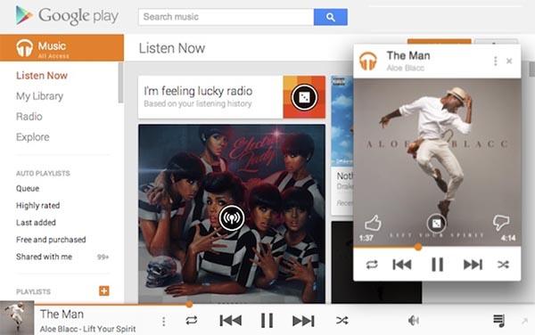 Music Player cho Android hỗ trợ đa dạng các định dạng nhạc