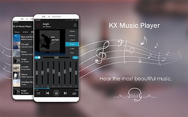 Ứng dụng chơi nhạc Google Play Music thoải mái tải nhạc