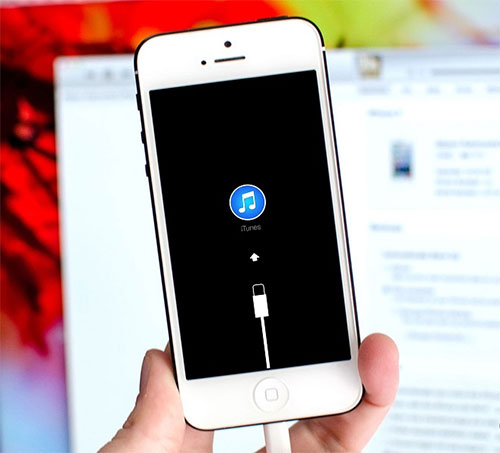 Restore thiết bị iPhone 5