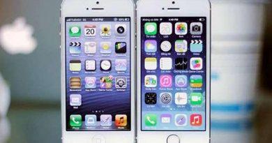Sữa lỗi màn hình iPhone 5s bị nháy