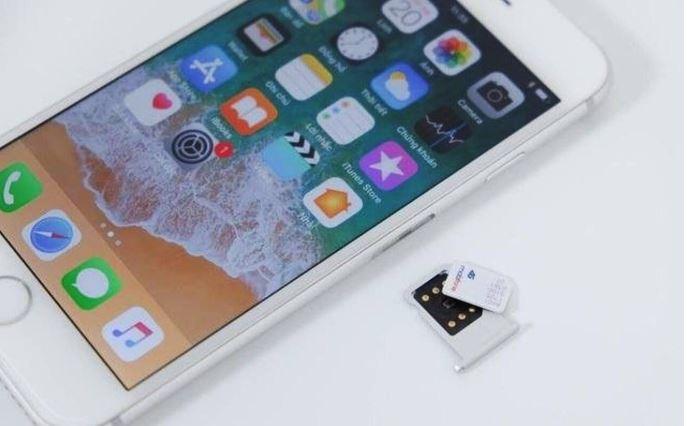 Cách sao lưu số điện thoại vào SIM trên iPhone