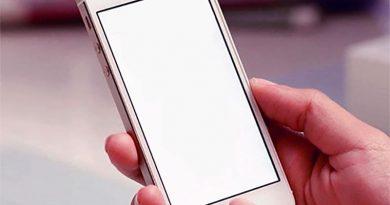 Sửa lỗi màn hình iPhone 5 bị trắng