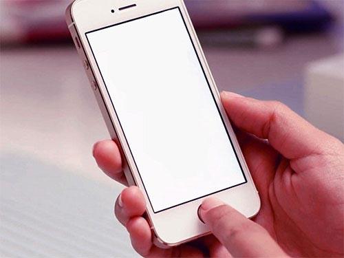 Xung đột phần mềm gây nên tình trạng iPhone 5 bị trắng xóa màn hình