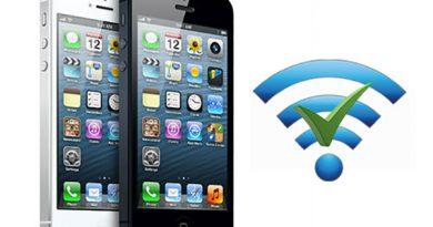 Wifi là một bộ phận rất quan trọng đối với iPhone 5