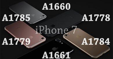 Cách kiểm tra model iPhone đơn giản