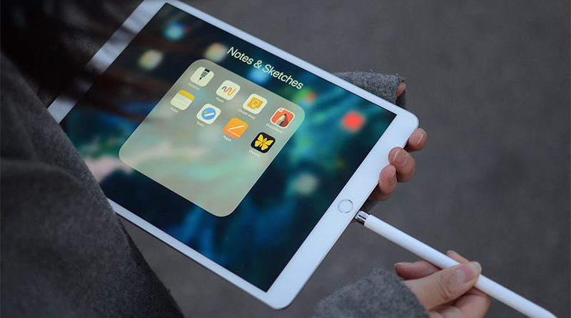 Cách khắc phục lỗi iPad air mất cảm ứng đơn giản